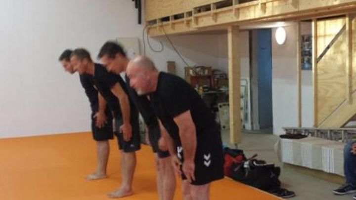 Budo Training