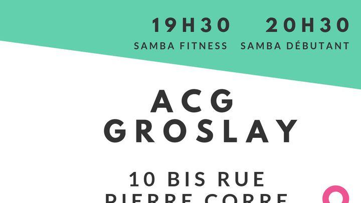 Cours de Samba Fitness Cardio et Baile Funk Débutant