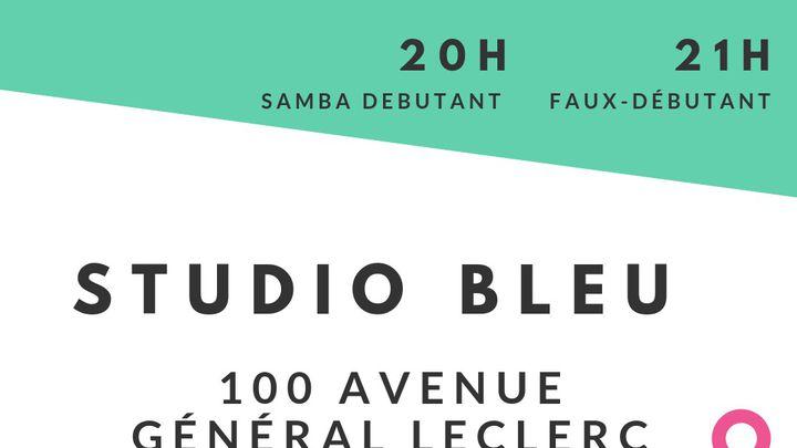 Cours de Samba débutant / Samba no pé / Carnaval