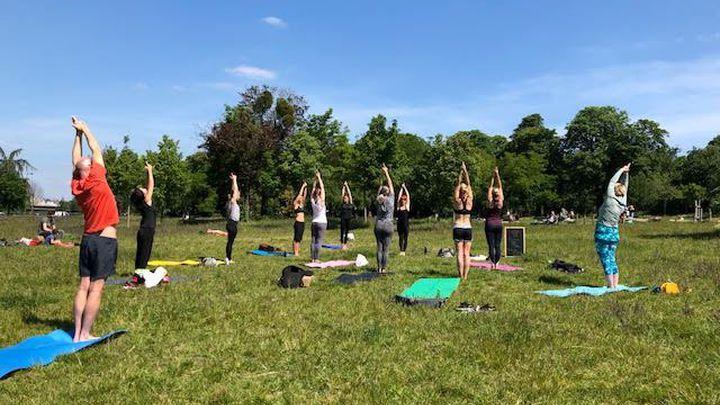 M-Yoga - Extérieur