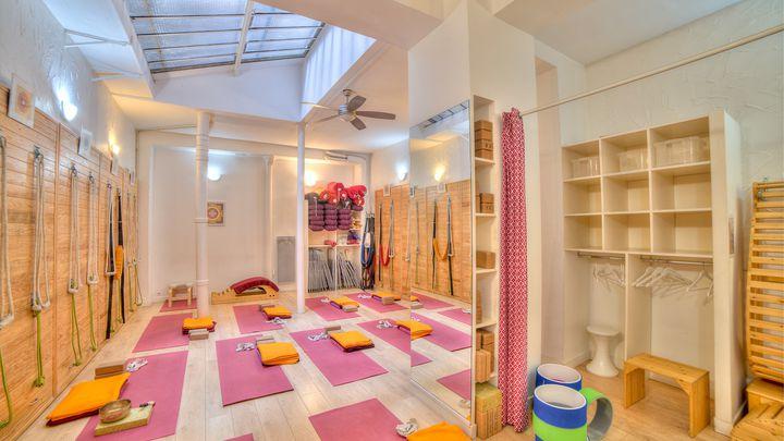 Studio Yoga République