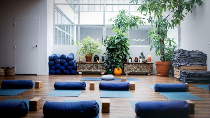 Inspire Yoga - Le studio du Nid