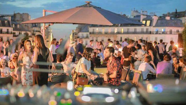 Terrasse Restaurant Tout le Monde en Parle