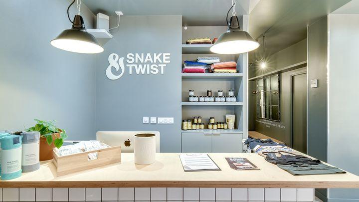 Snake & Twist