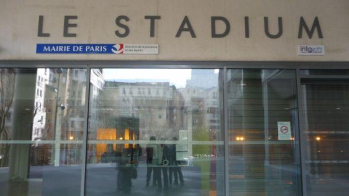 Gymnase Le Stadium
