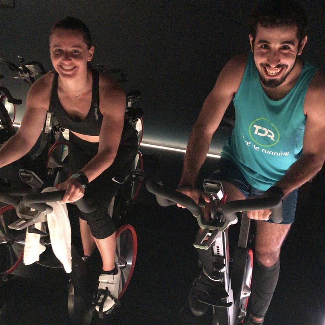 Indoor Cycling Endurance