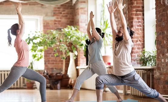 Vinyasa Yoga ***/****