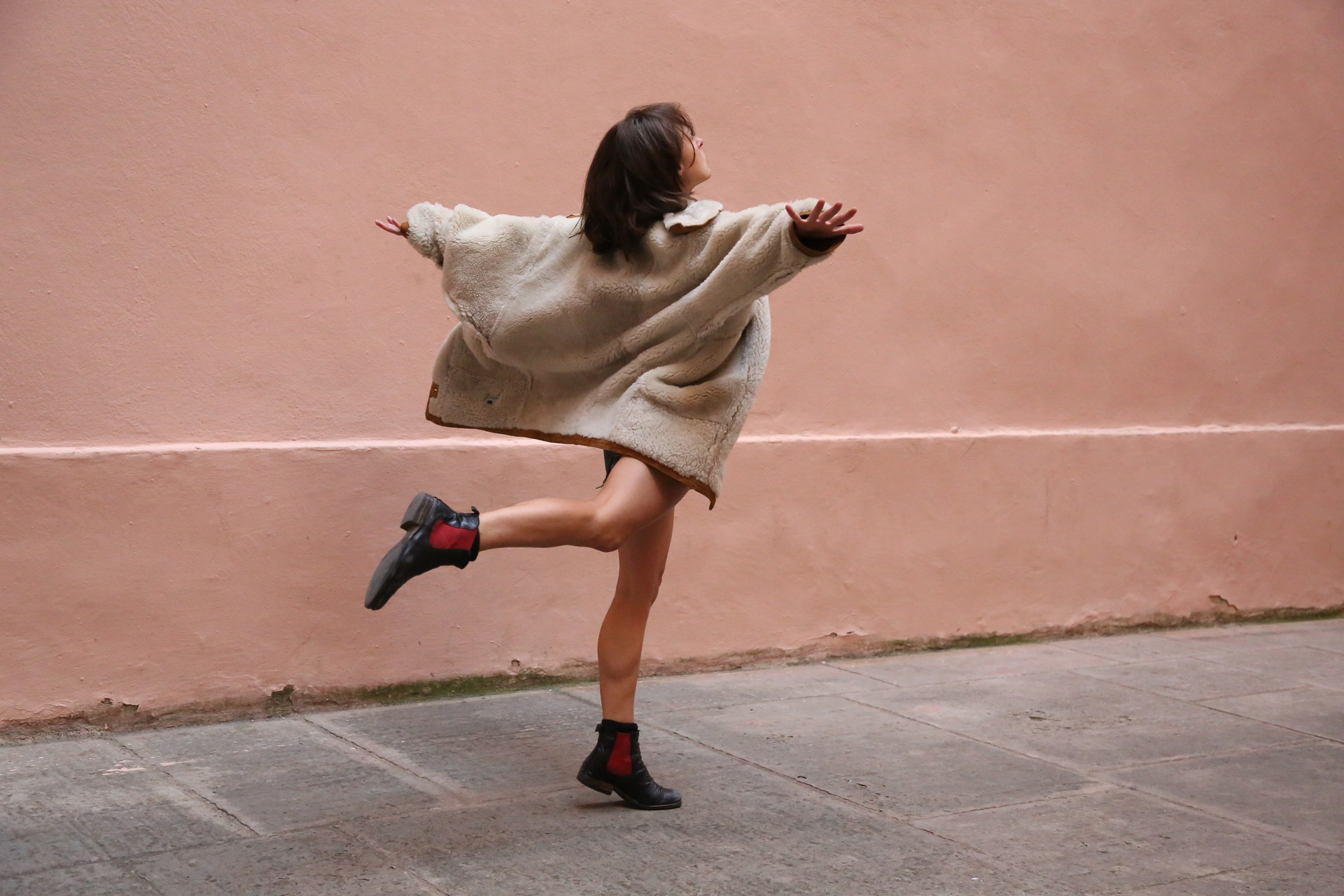 Danse contemporaine et improvisée