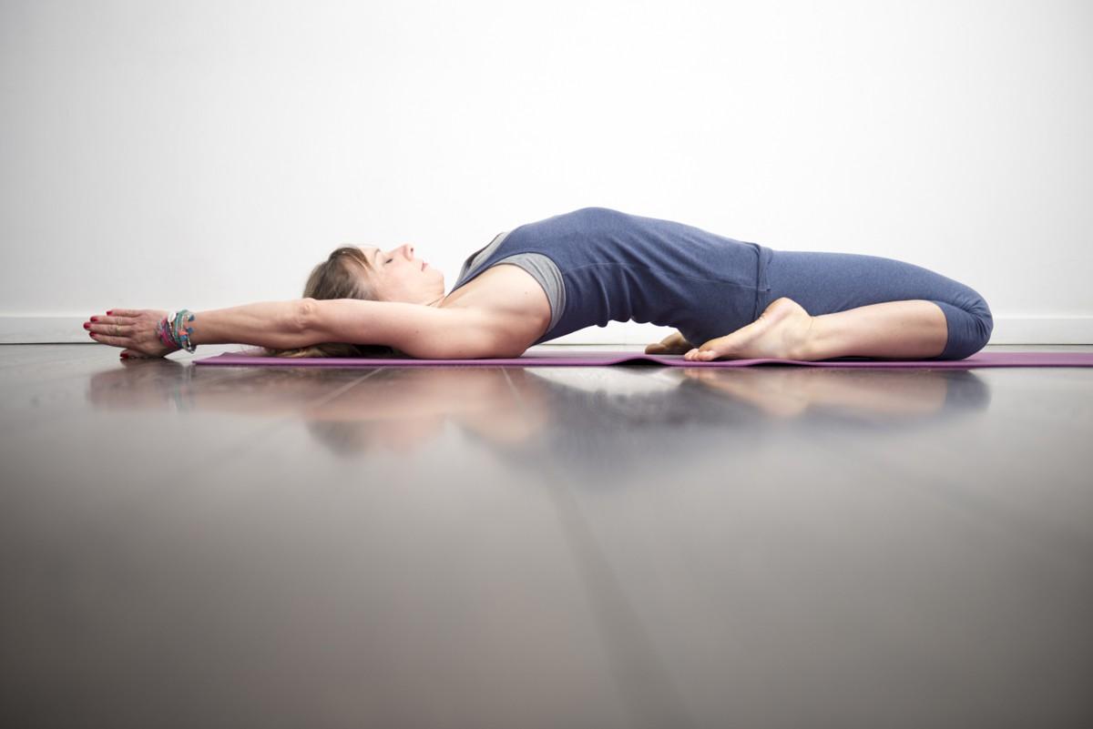 Stage de Yoga Iyengar - weekend avec Guénola Pinel