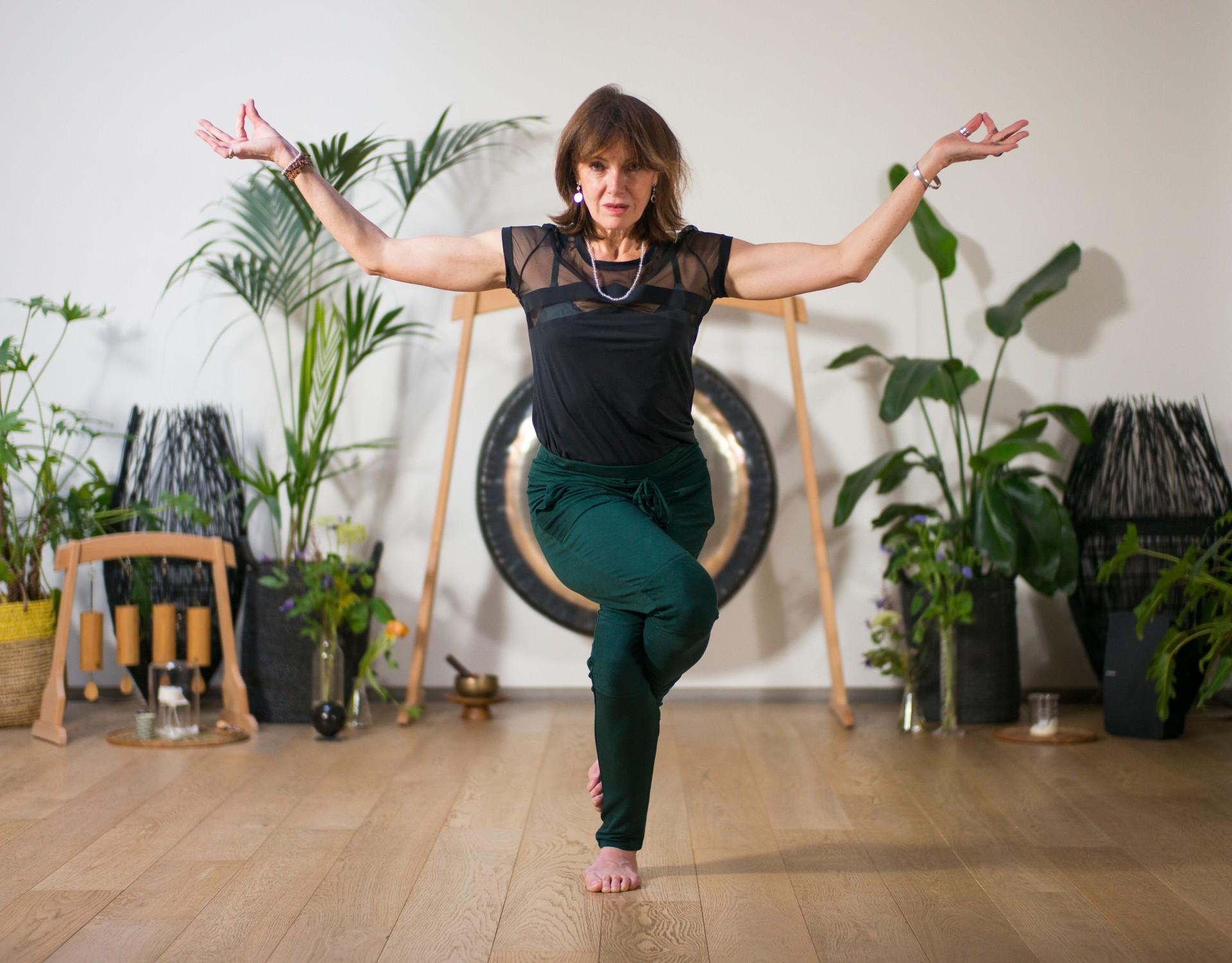 Hatha Yoga  Dynamique
