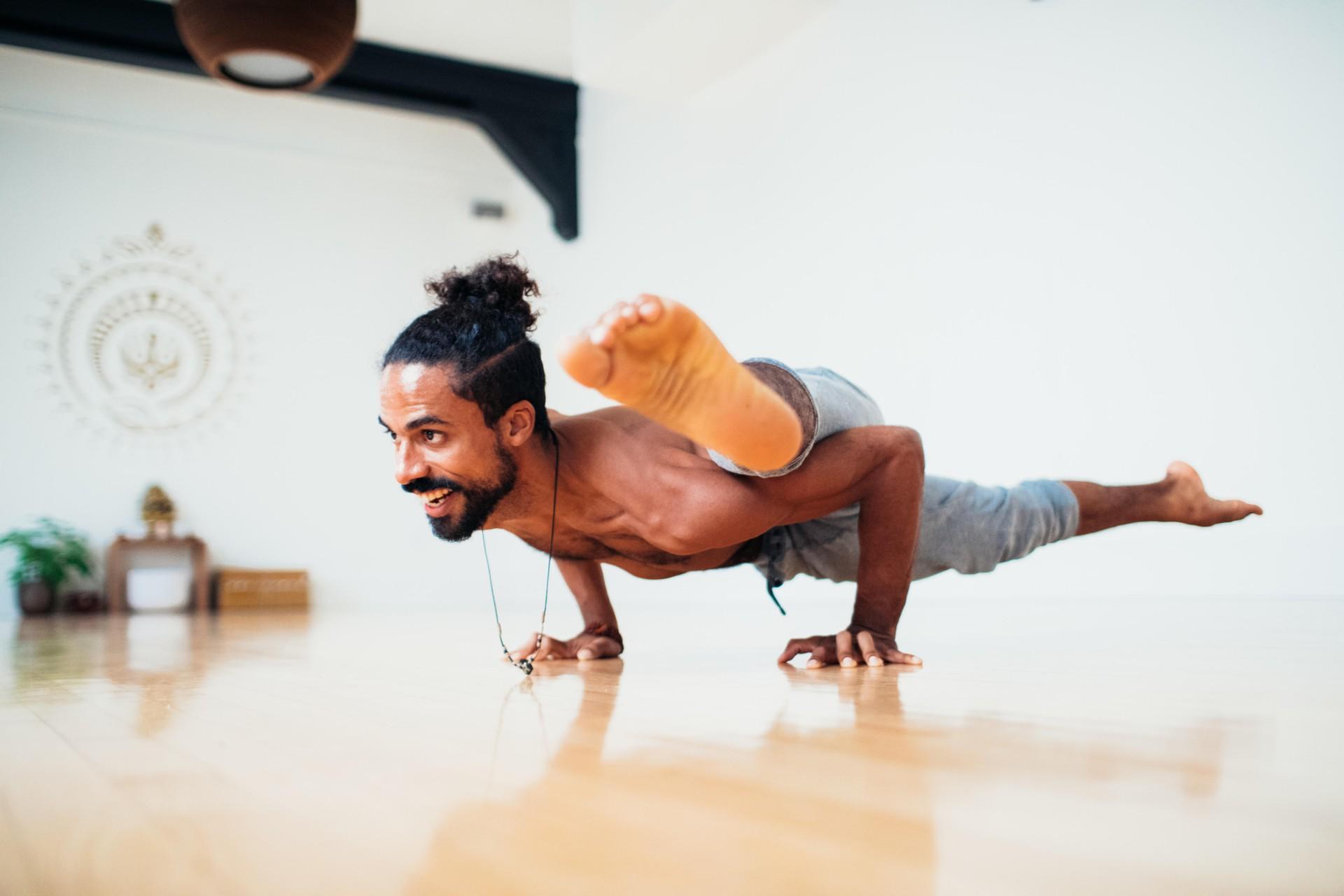 La Géométrie du Yoga avec Mathieu Boldron