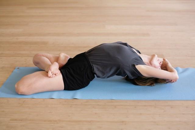 Atelier Yoga Iyengar avec Karen Long