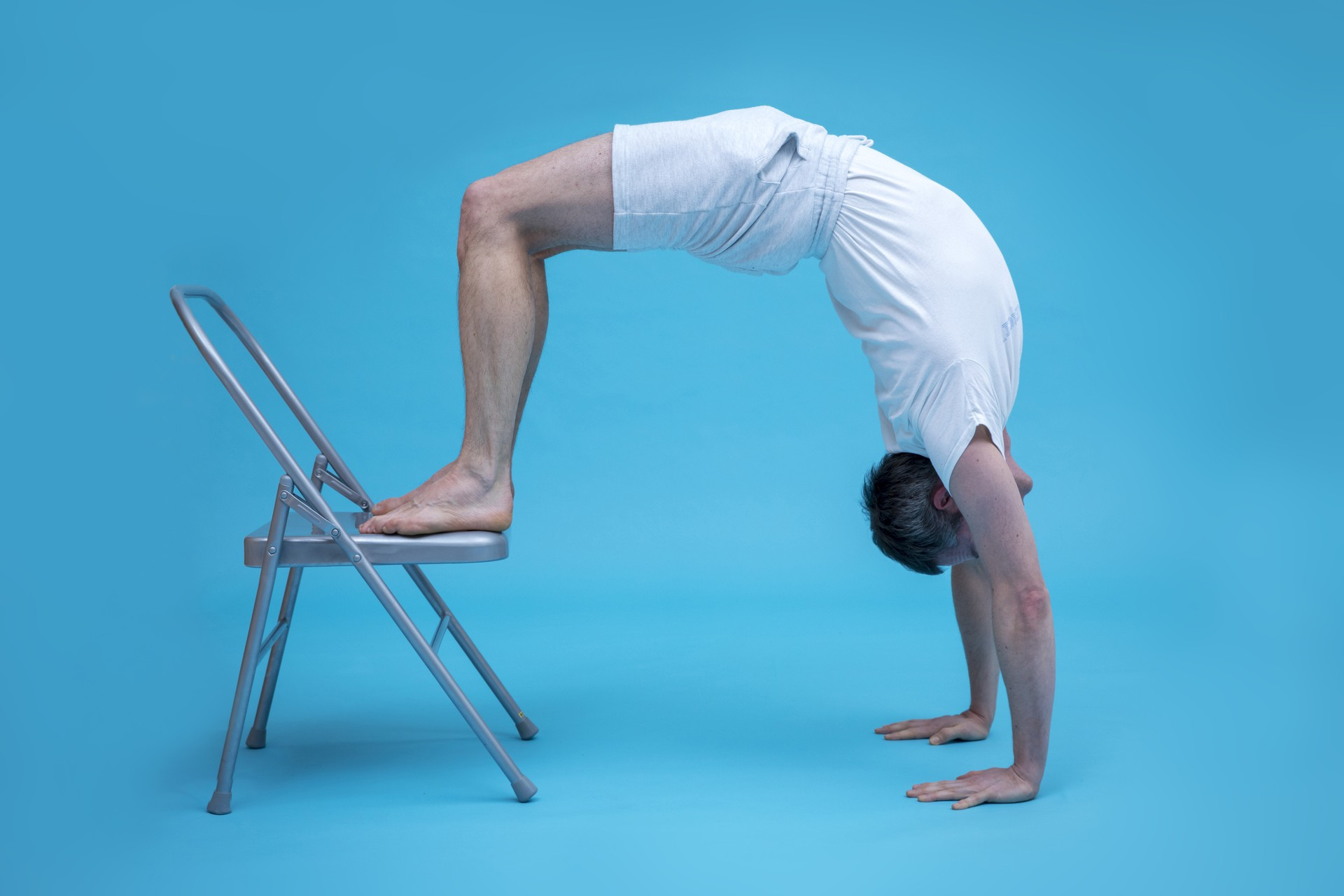 "Stage d'Ashtanga Yoga ""Backbends avec supports"" avec Eric Depoil"