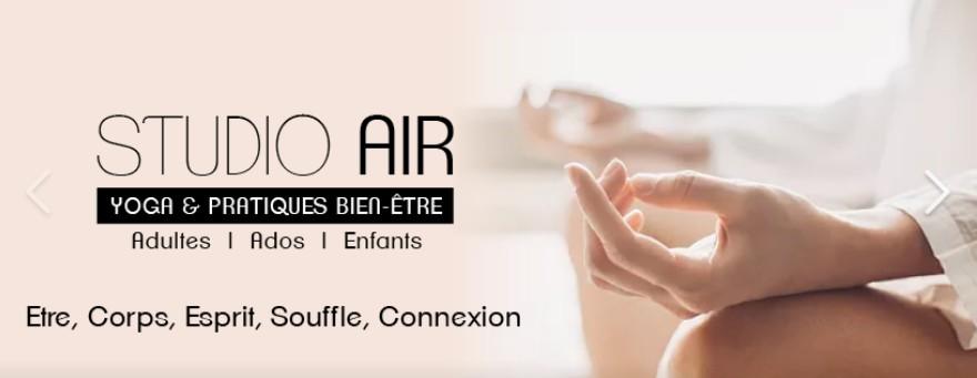 Studio Air Yoga et Pratiques Bien être