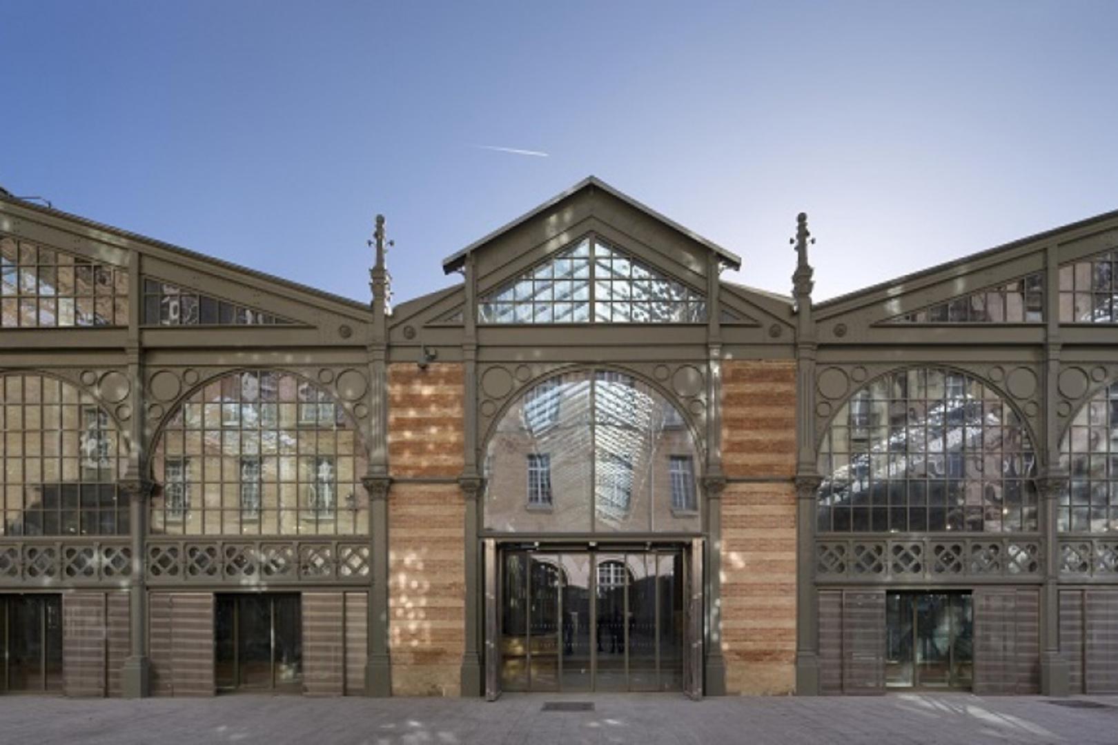 Le Carreau Du Temple