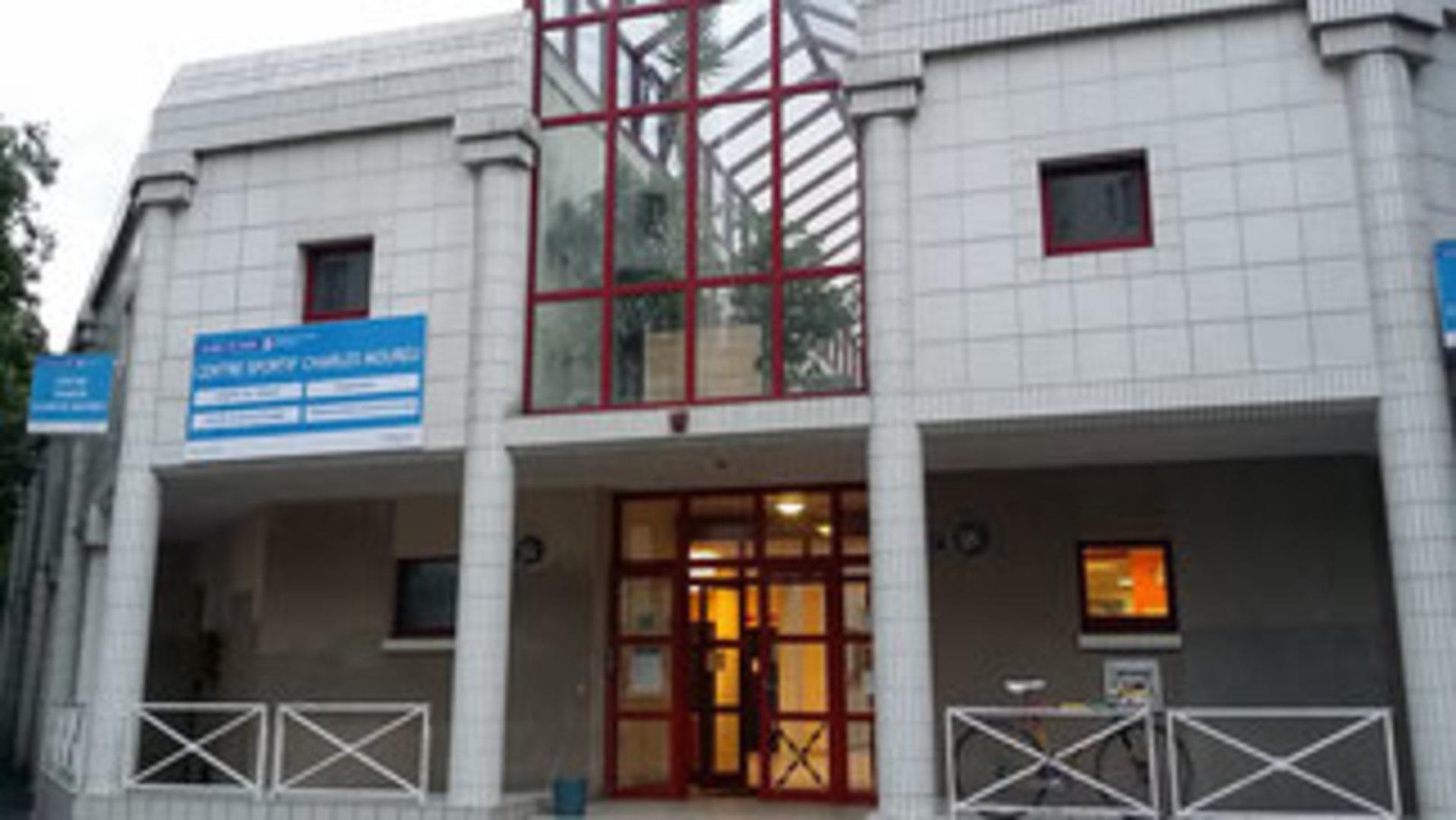 Gymnase Charles Moureu